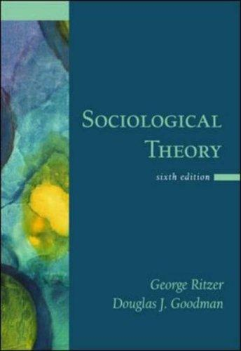 sociological theory research papers