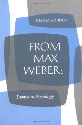 weber essay in sociology This essay attempts to discover which theorist has the most accurate perspective of religion in modern times this is done by firstly explaining the basic emile durkheim, karl marx, and max weber are all important characters to be studied in the field of sociology each one of these sociological theorists.